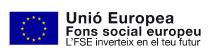 Logo del Fondo Social Europeo